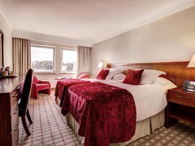 bedroom - hotel stormont - belfast-n.irl, united kingdom