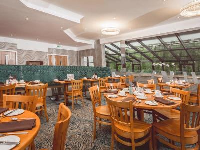 breakfast room - hotel stormont - belfast-n.irl, united kingdom