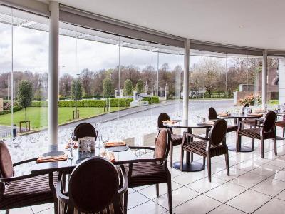 restaurant - hotel stormont - belfast-n.irl, united kingdom