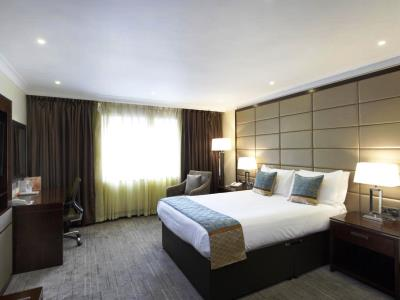 bedroom 7 - hotel ramada birmingham solihull - birmingham, united kingdom