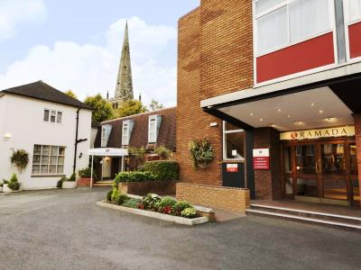 exterior view - hotel ramada birmingham solihull - birmingham, united kingdom