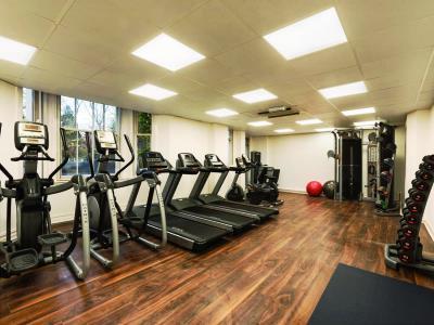 gym - hotel ramada birmingham solihull - birmingham, united kingdom
