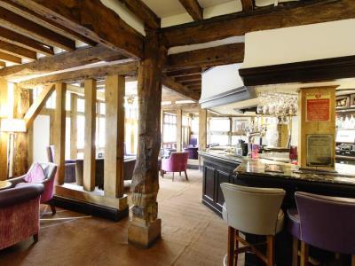bar - hotel ramada birmingham solihull - birmingham, united kingdom