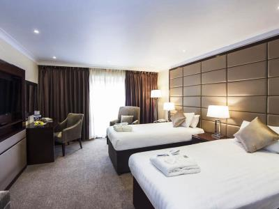 bedroom - hotel ramada birmingham solihull - birmingham, united kingdom