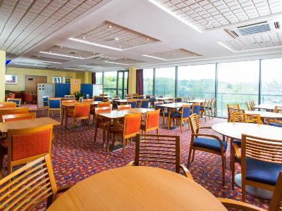 restaurant - hotel holiday inn express bradford city ctr - bradford, united kingdom