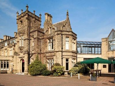 exterior view - hotel mercure bradford bankfield - bradford, united kingdom