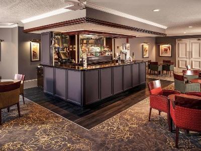 bar - hotel mercure bradford bankfield - bradford, united kingdom