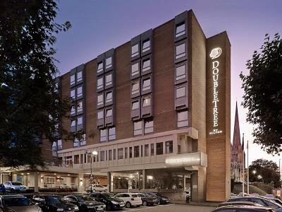 exterior view - hotel doubletree by hilton bristol city ctr - bristol, united kingdom