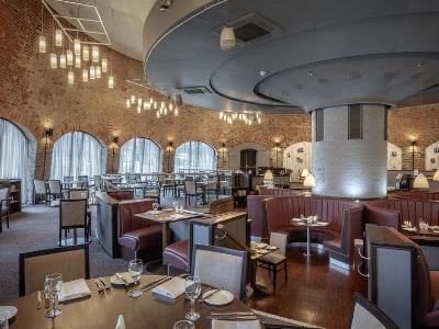 restaurant - hotel doubletree by hilton bristol city ctr - bristol, united kingdom
