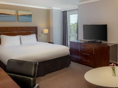 bedroom 5 - hotel doubletree by hilton bristol city ctr - bristol, united kingdom