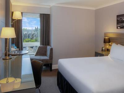 bedroom 6 - hotel doubletree by hilton bristol city ctr - bristol, united kingdom
