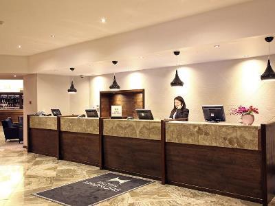lobby - hotel doubletree by hilton bristol city ctr - bristol, united kingdom
