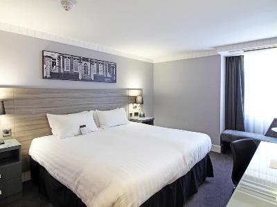 bedroom 1 - hotel doubletree by hilton bristol city ctr - bristol, united kingdom