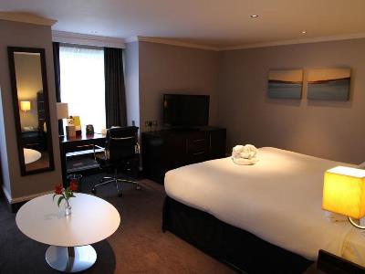 bedroom 2 - hotel doubletree by hilton bristol city ctr - bristol, united kingdom