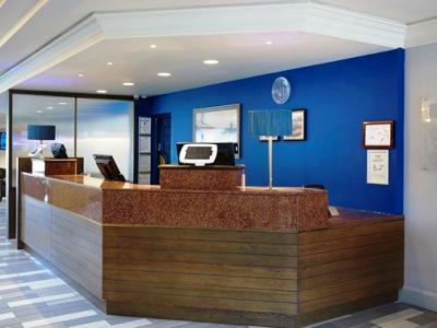 lobby - hotel doubletree by hilton bristol north - bristol, united kingdom