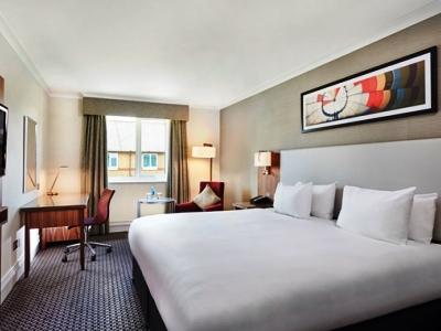 bedroom - hotel doubletree by hilton bristol north - bristol, united kingdom