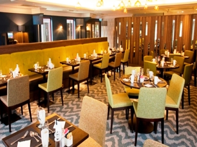restaurant - hotel doubletree by hilton bristol north - bristol, united kingdom