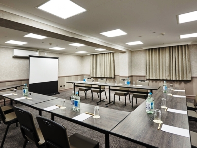 conference room - hotel doubletree by hilton bristol north - bristol, united kingdom