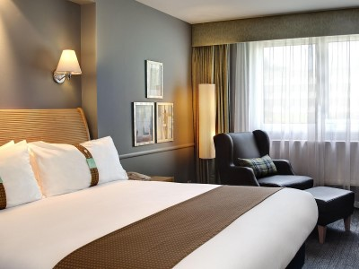 bedroom - hotel holiday inn bristol-filton - bristol, united kingdom