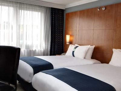 bedroom 1 - hotel holiday inn bristol-filton - bristol, united kingdom