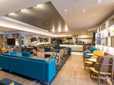 lobby 1 - hotel holiday inn bristol-filton - bristol, united kingdom