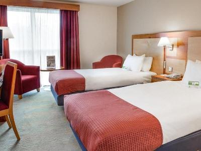 bedroom - hotel holiday inn bristol airport - bristol, united kingdom