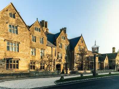 exterior view - hotel lygon arms - broadway, united kingdom