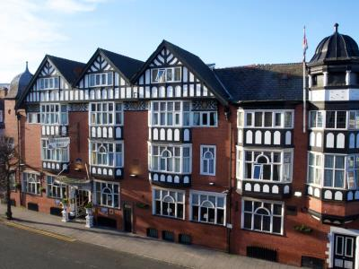exterior view - hotel chester station,sure collection by bw - chester, united kingdom