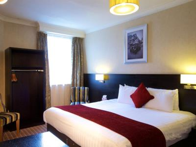 bedroom - hotel chester station,sure collection by bw - chester, united kingdom