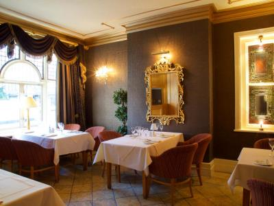 restaurant - hotel chester station,sure collection by bw - chester, united kingdom