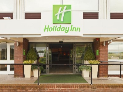 exterior view - hotel holiday inn chester south - chester, united kingdom
