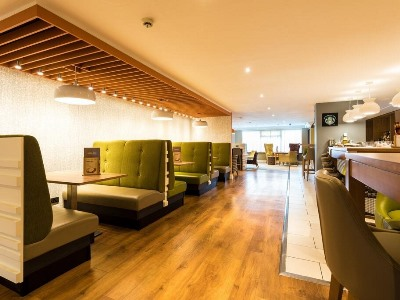 restaurant - hotel holiday inn chester south - chester, united kingdom