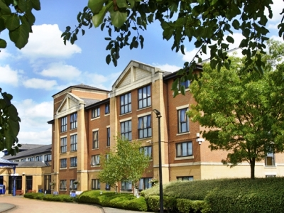 exterior view - hotel doubletree by hilton coventry - coventry, united kingdom
