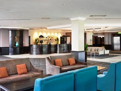 lobby - hotel doubletree by hilton coventry - coventry, united kingdom