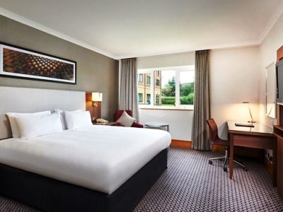 bedroom 2 - hotel doubletree by hilton coventry - coventry, united kingdom