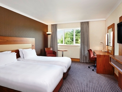 bedroom 3 - hotel doubletree by hilton coventry - coventry, united kingdom