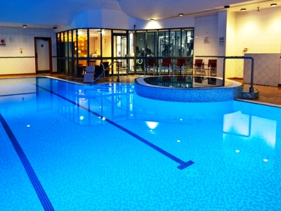indoor pool - hotel doubletree by hilton coventry - coventry, united kingdom