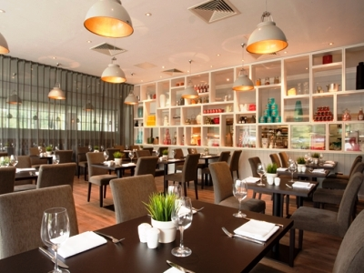 restaurant - hotel doubletree by hilton coventry - coventry, united kingdom