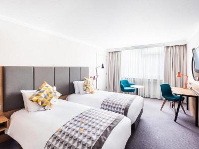 bedroom 1 - hotel holiday inn coventry m6 j2 - coventry, united kingdom