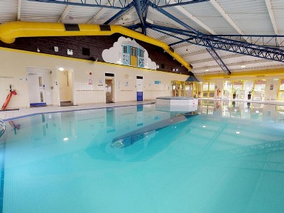 outdoor pool - hotel holiday inn coventry m6 j2 - coventry, united kingdom