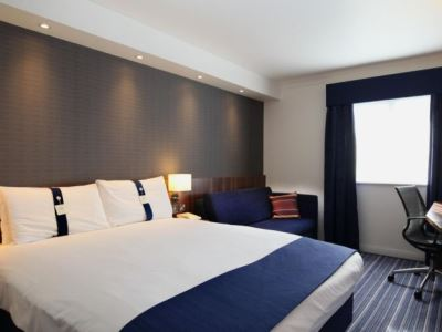 bedroom - hotel holiday inn express gatwick crawley - crawley, united kingdom