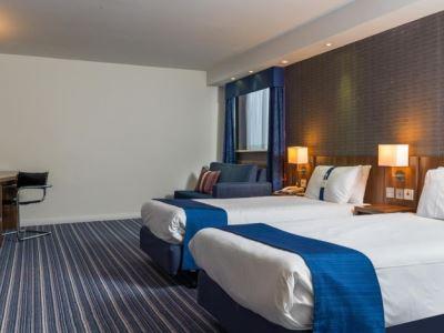 bedroom 1 - hotel holiday inn express gatwick crawley - crawley, united kingdom