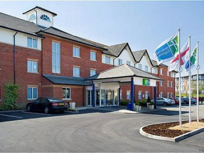 Holiday Inn Express Gatwick Crawley (I)