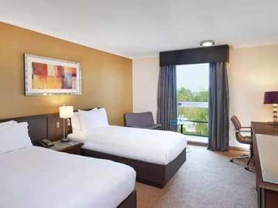 bedroom 2 - hotel hilton london croydon - croydon, united kingdom