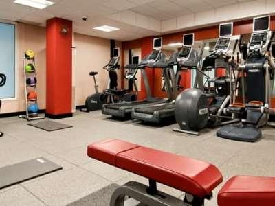 gym - hotel hilton london croydon - croydon, united kingdom