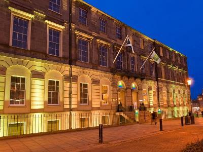 exterior view - hotel holiday inn exp edinburgh city ctr - edinburgh, united kingdom