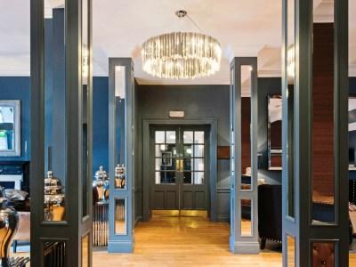 lobby - hotel kimpton charlotte square - edinburgh, united kingdom