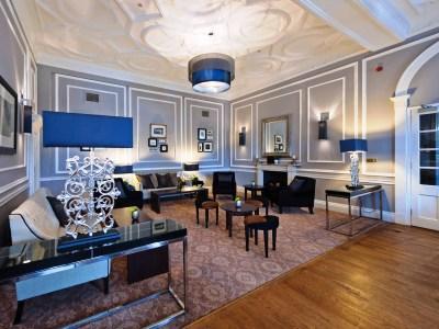 lobby 2 - hotel kimpton charlotte square - edinburgh, united kingdom