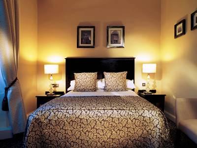 bedroom - hotel kimpton charlotte square - edinburgh, united kingdom