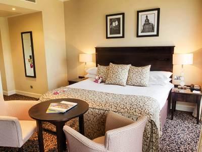bedroom 1 - hotel kimpton charlotte square - edinburgh, united kingdom